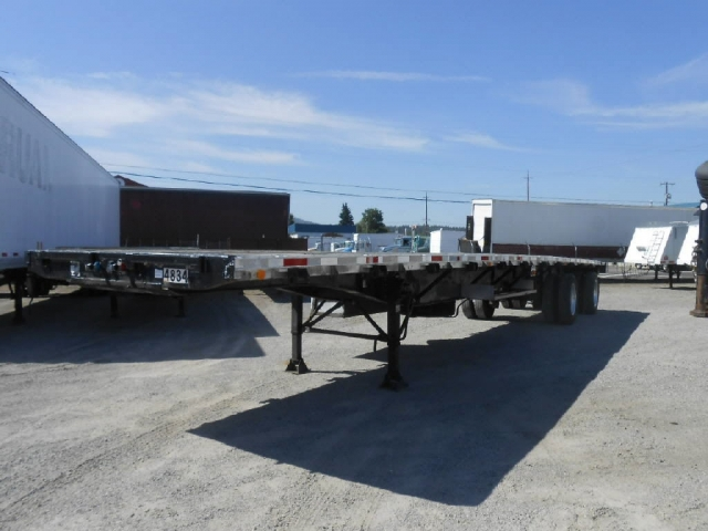 1998 Flatbed Other Front Axle Slid